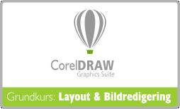 Grundkurs i CorelDRAW, Corel Draw