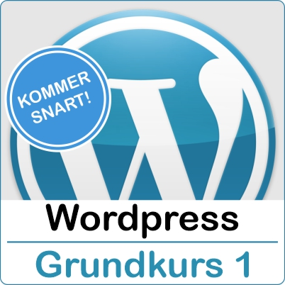 WordPress Grundkurs 1