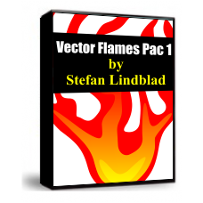 Vector Flames Pac 1
