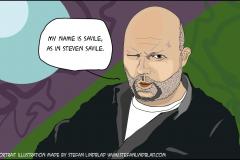 Stefan-Lindblad-VectorPortrait_of_StevenSavile_2015