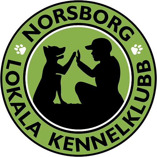 Norsborg lokala kennelklubb, logotyp, logo, logga, Stefan Lindblad